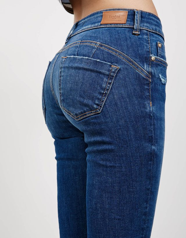 Push-up - Jeans - NEW COLLECTION - WOMAN - Bershka Nicaragua