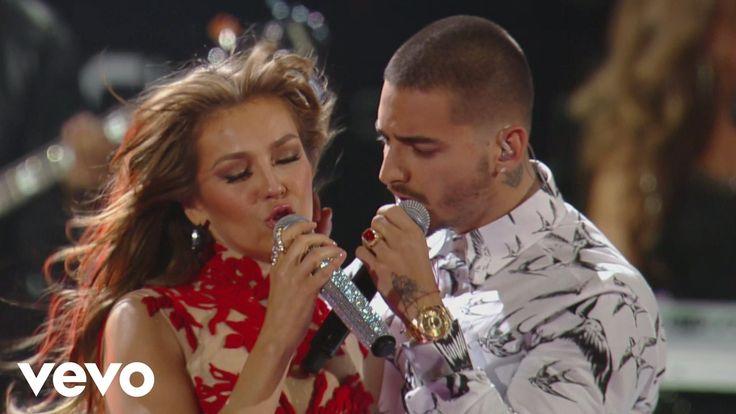 """Thalía - """"Desde Esa Noche"""" - ft. Maluma"""