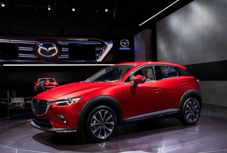 2020 Mazda Cx 3 Restyling To The Next Level