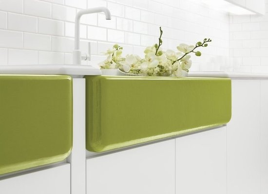 53 best kitchen ideas images on pinterest home ideas for the home and homes - Jonathan adler sink ...