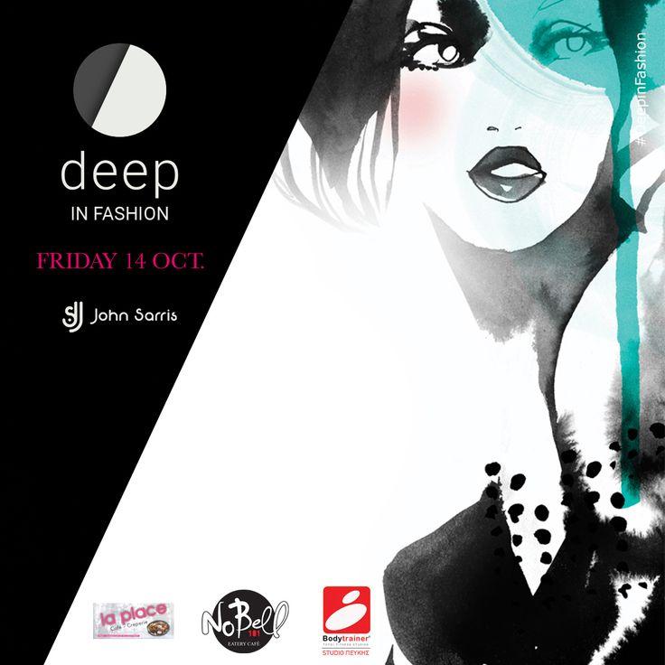 Το Deep Club ντύνεται με την Χειμερινή Collection του Pantazonas.gr και σας παρουσιάζει η τελευταία τάση της μόδας για τον Χειμώνα 2016-2017 #DeepinFashion #FashionShow #FridayNight #Nightlife