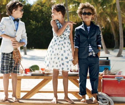 #kids #kidswear #jcrew #fashion #beach #style