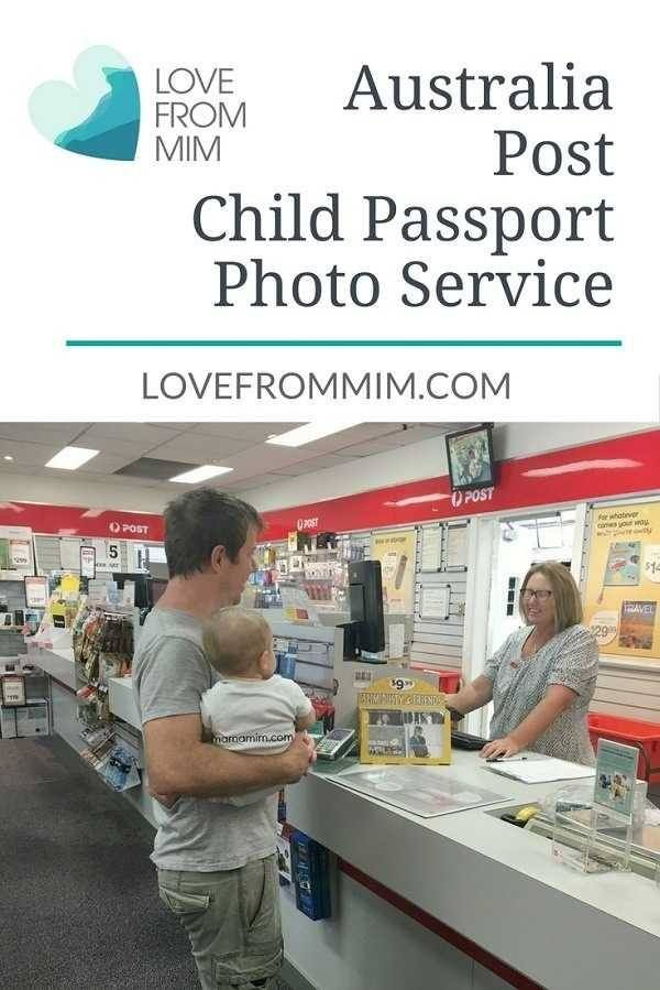 My baby son needed a new Passport so we've been checking out the Australia Post Child Passport Photo Service - see what we thought here.