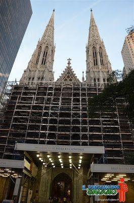 St. Patrick Cathedral of Manhattan - Il Viaggiatore Saggio