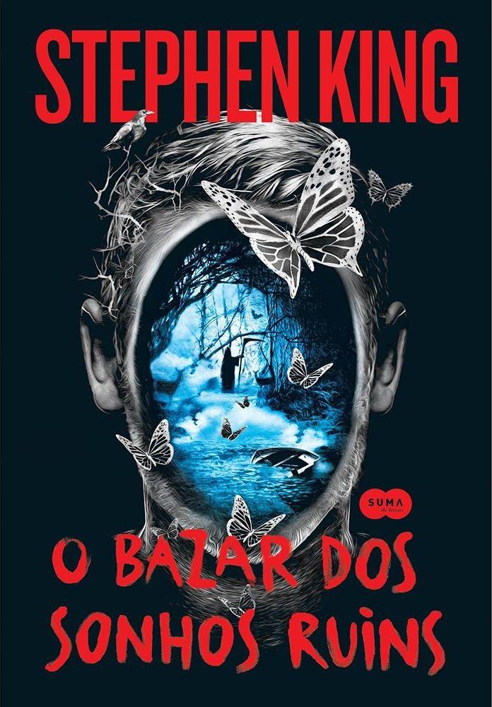 Em breve | O bazar dos sonhos ruins, de Stephen King - Cantinho da Leitura