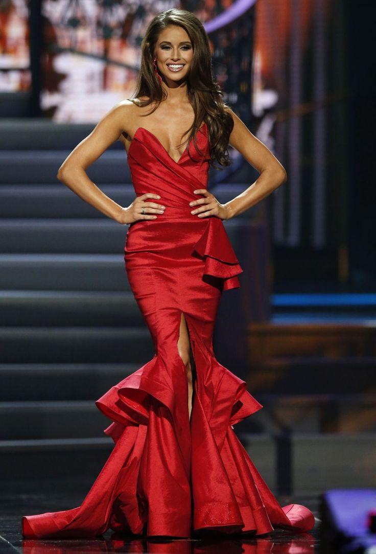 miss america hair | Nia Sanchez – Miss USA 2014