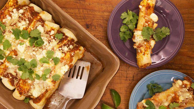 Gwyneth Paltrow's Chicken Enchiladas Recipe | Chicken and turkey ...