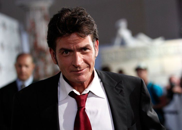 Pin for Later: 93 Stars Whose Real Names Will Surprise You Charlie Sheen = Carlos Irwin Estévez