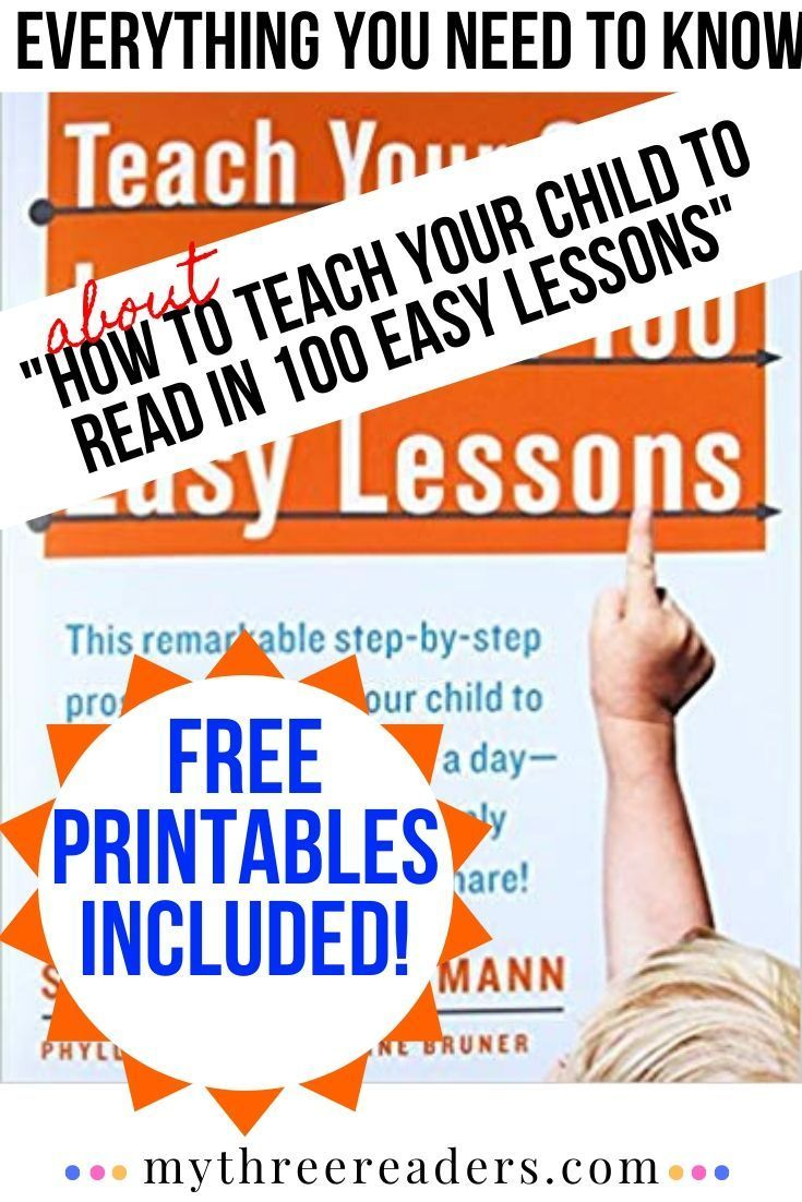 A Comprehensive Guide For The Book How To Teach Your Child To Read