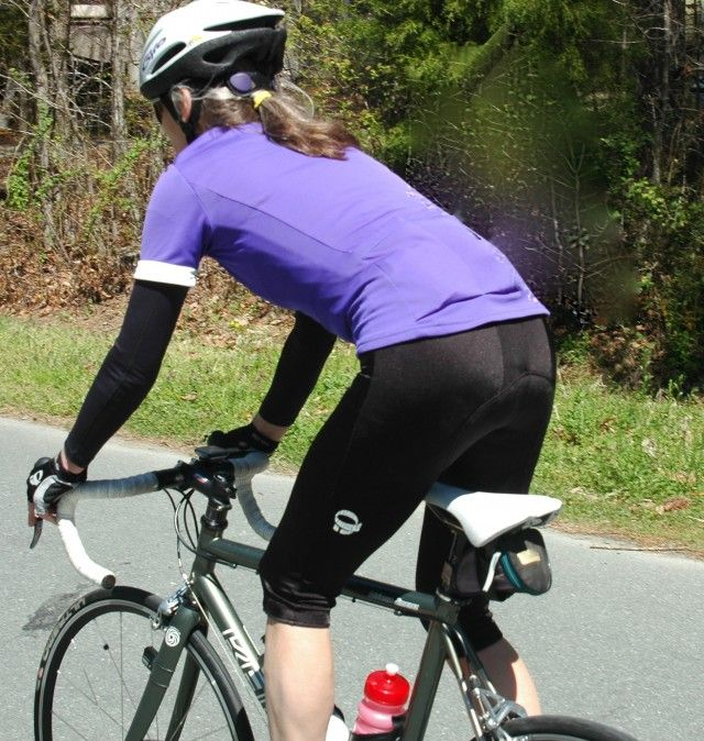 Road Bike Posture Important