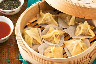Chinese pork dim sum