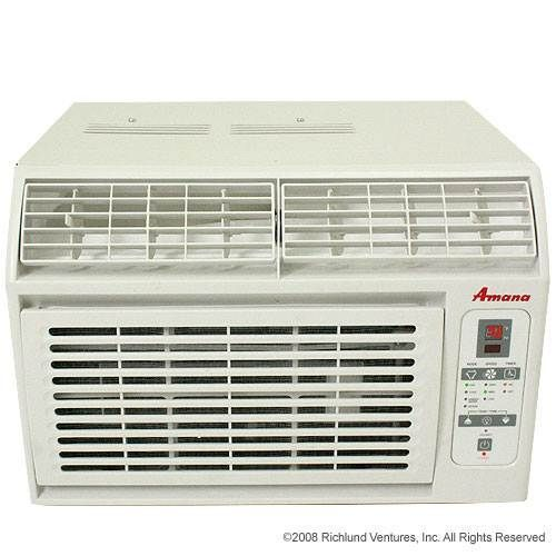 Amana 6,000 BTU Window Air Conditioner - Energy Star