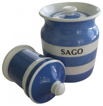Sago Cornish Kitchen Ware eclectic