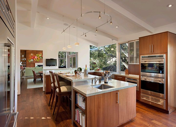 Mid Century Kitchen Remodel - Modern - Kitchen - seattle ...