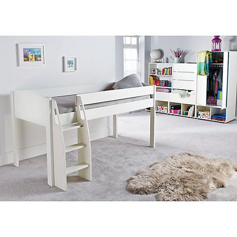 Buy Stompa Uno S Plus Mid-sleeper Bed Frame Online at johnlewis.com