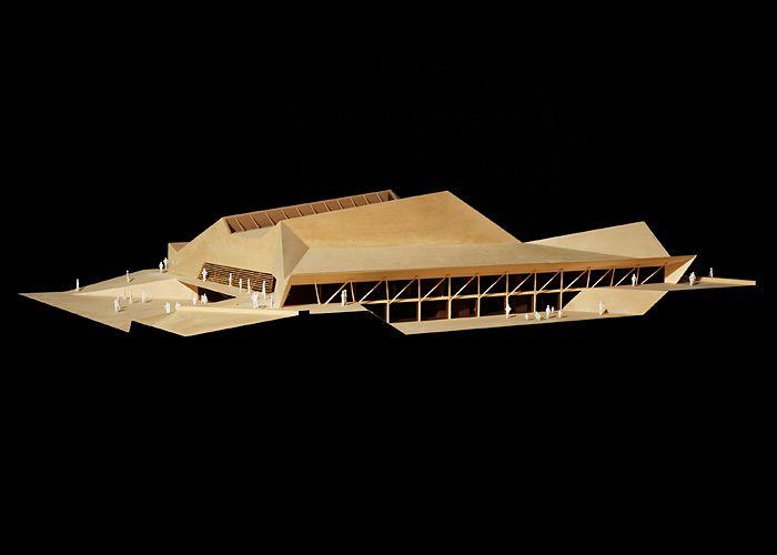 Patkau Architects Marpole Oakridge Community Centre