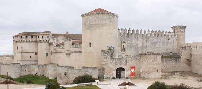 Castillo de los condes de Alburqueque (Cuellar, Segovia)