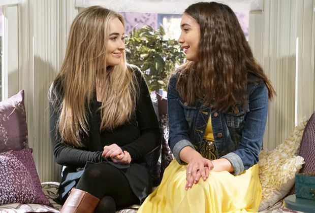 "It's the question on every Girl Meets World fan's mind as we approach Friday's penultimate episode (Disney Channel, 6/5c): Is there any hope of another network — or streaming service — reversing the show's cancellation? ""There are talks underway, but we're at the very very beginning stages,"" series creator"