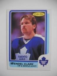 Wendel Clark | Toronto Maple Leafs