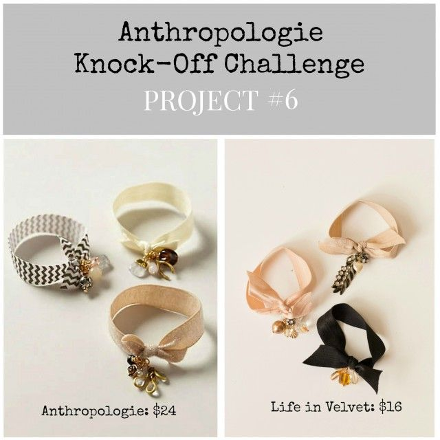 Anthropologie Inspired Embellished Ponies