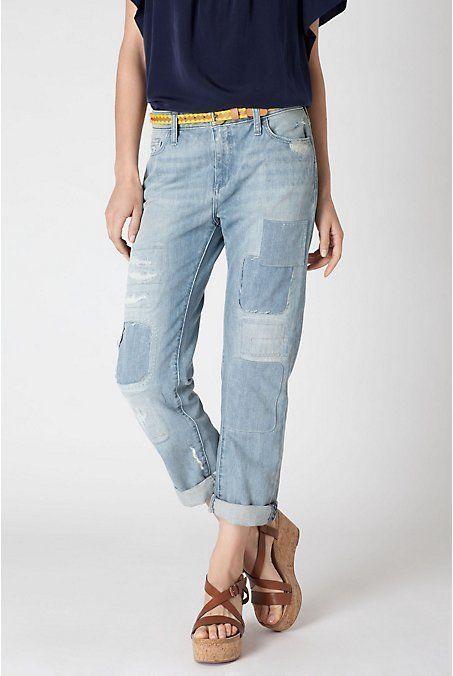 17 bästa bilder om jeans på Pinterest | Amy butler, Byxor och ...