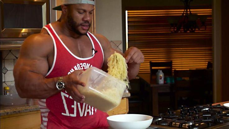 Jay Cutler, Kai Greene, Phil Heath - When Bodybuilding Legends Eat...