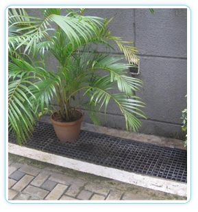 An Authorized Supplier and Distributor of Thermodrain make GRP/FRP Water Gully Covers which is used in various places for flowing water through Online Orders with Best Deals On Market @ www.steelsparrow.com