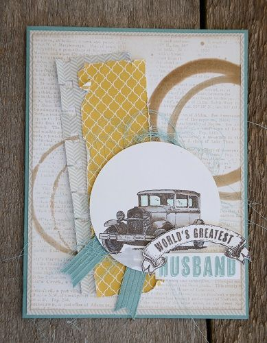 coffee cup stain technqiue on the corporate blog! - krista frattin
