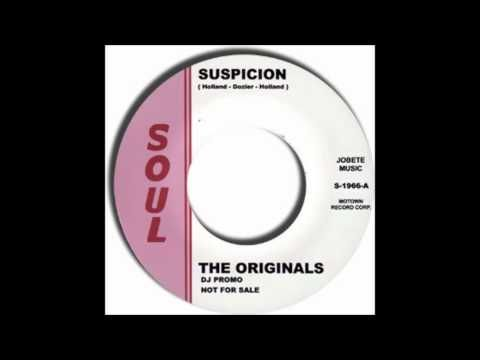 Suspicion -The Originals - YouTube