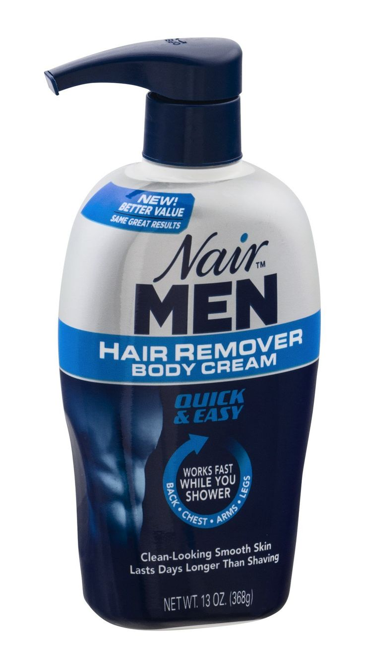 Nair For Men Hair Removal Body Cream 13 oz (Pack of 9). Brought to you by Nair. 13 Ounce. Total of 9 packs. UPC : 022600588559. High Quality.