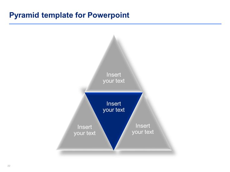 18 best powerpoint pyramid diagram templates by ex