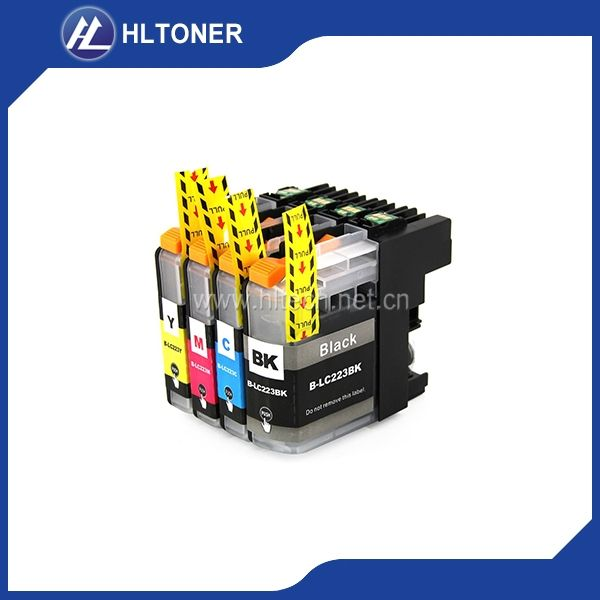 14.90$  Buy here - http://ali0bb.shopchina.info/go.php?t=32702043543 - 4pcs Compatible ink cartridge Brother LC223 LC221 for MFC-J5720DW MFC-J480DW MFC-J680DW MFC-J880DW DCP-J4120DW DCP-J562DW   14.90$ #shopstyle