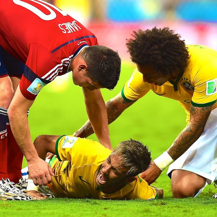 """""""Neymar's Injury, and What It Means for Brazil's Chances Against Germany..."""