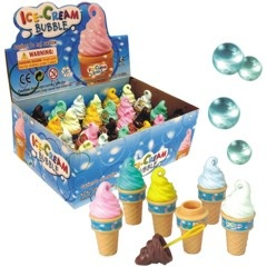 Perfect favors for Lily's Ice Cream Themed Birthday Party!!