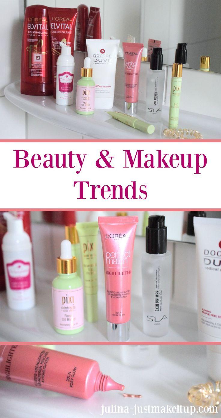 Beauty & Makeup News 2016 Highlighter, Shampoo, Conditioner, Primer, Face Oil, Fruchtsäure Peeling, Reinigungsschaum, Pixi, L'Oreal