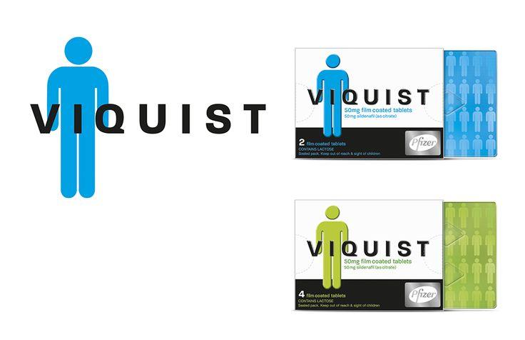 Concept for Over-the-counter Viagra. Old work/Ones that got away... Designer Sara Faulkner