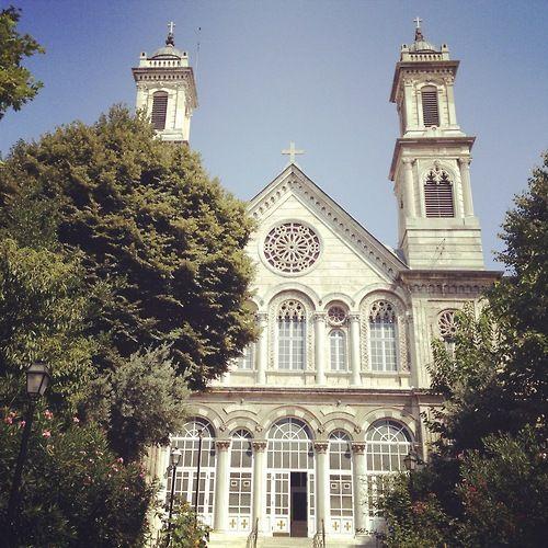 Beyoglu, Istanbul, Turkey. Greek Orthodox Church.