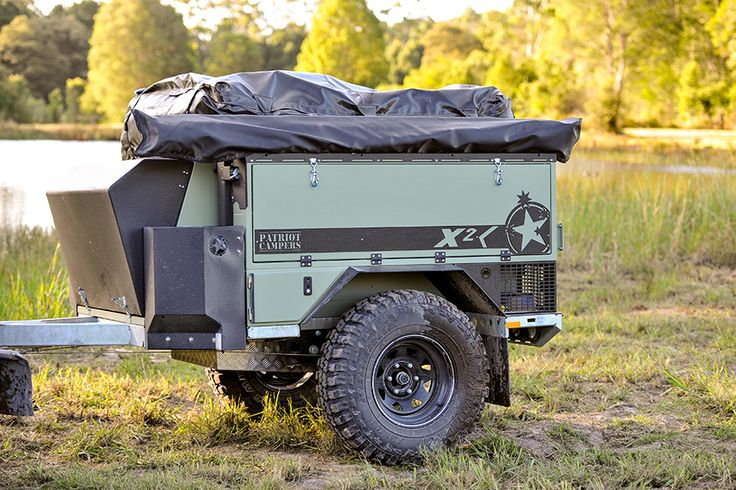 build a patriot x2 standard patriot campers defender. Black Bedroom Furniture Sets. Home Design Ideas
