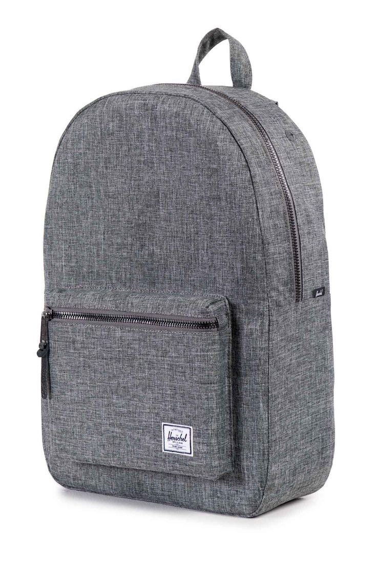HERSCHEL SUPPLY CO. Settlement Raven Crosshatch $110