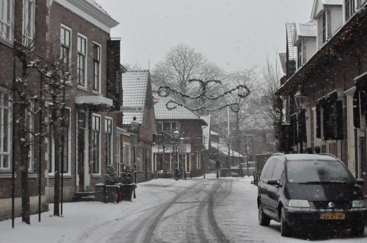 Ootmarsum in snow