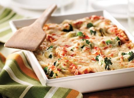 Easy Broccoli Lasagna - Recipes   All You Need is Cheese