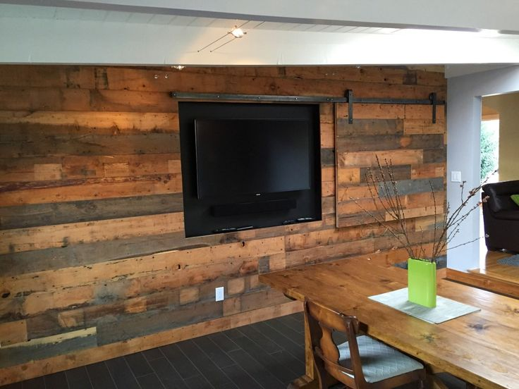 Images Of Wood Floors In Living Rooms Houzz Room No Fireplace Stained Concrete Floor + Shiplap Wall - Google Search ...