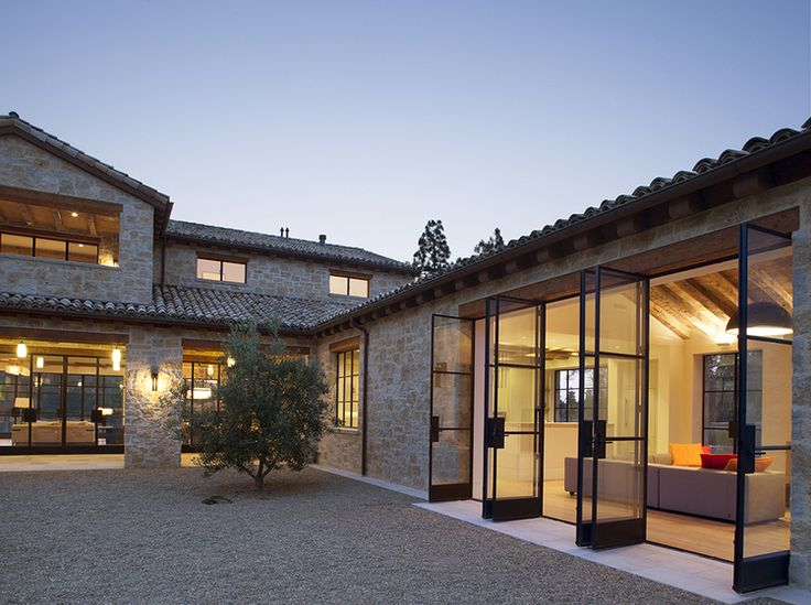 Ken Linsteadt; Stone Maison (New Construction); Fremont, California.