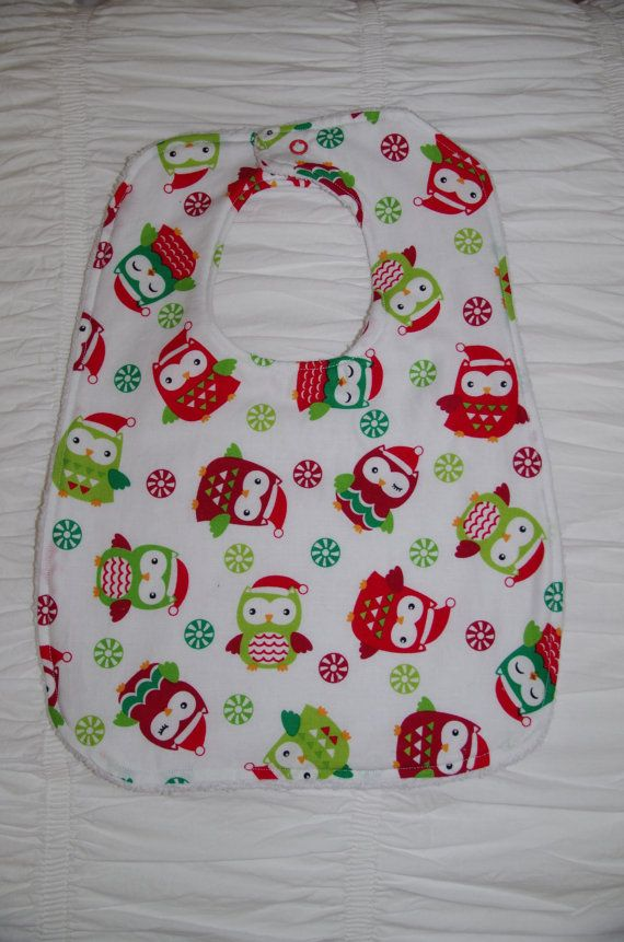 Hey, I found this really awesome Etsy listing at https://www.etsy.com/au/listing/485666291/baby-christmas-bibs-large-with-terry