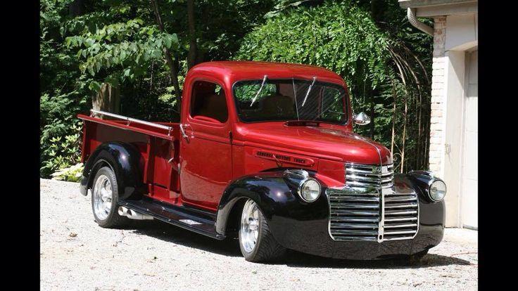 41-46 GMC Truck! Very nice.