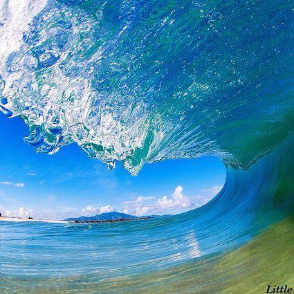 ハワイ Clark Little氏撮影