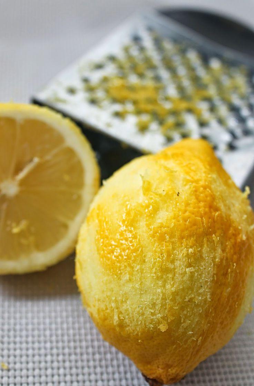 The love bagage: Lemon merengue taart met zelfgemaakte lemon curd