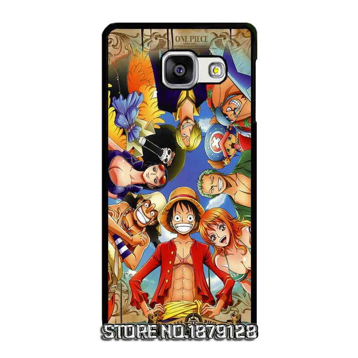 One Piece Cover Case For Samsung Galaxy A3 A5 A7 2016 A8 A9 J1 Ace Mini J2 J3 Pro J5 J7 TPU Rubber Silicon //Price: $13.00 & FREE Shipping //     #onepiecelover #onepieceatatime #dluffystore