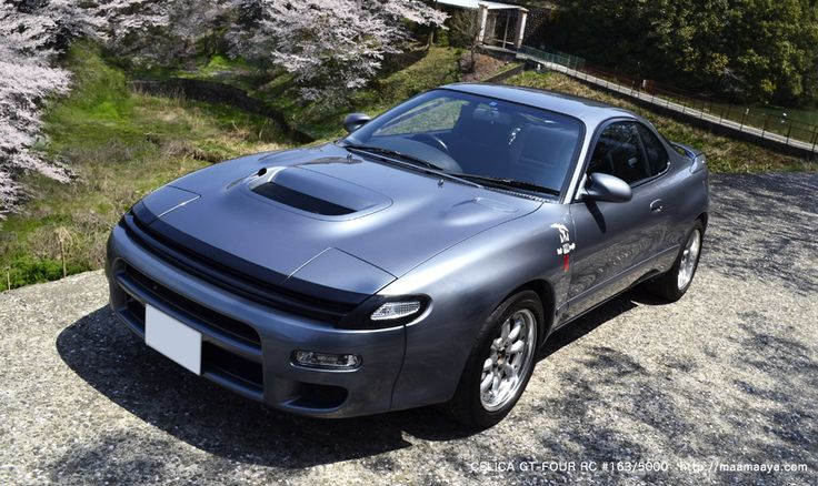 CELICA GT-Four RC