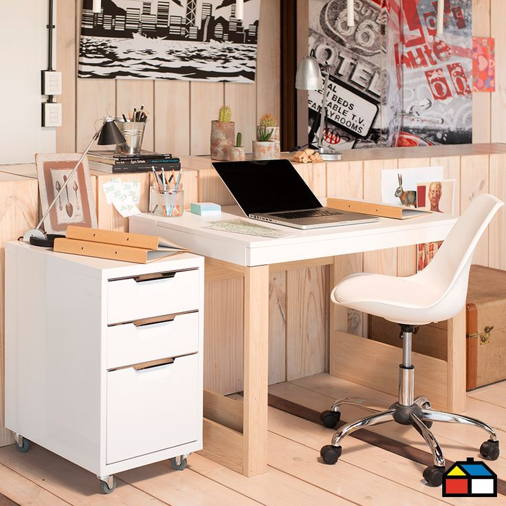 Escritorio muebles homeoffice sodimac homecenter for Escritorios homecenter